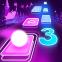 Corrida aquática 3D: Jogo de Música